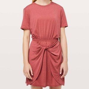 Lululemon Unwind Your Mind Dress